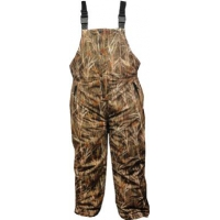 Waterfowler Overalls i siv camouflage