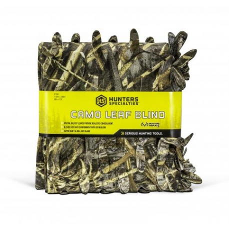 Camo Net Leaf Blind fra Hunters Specialties