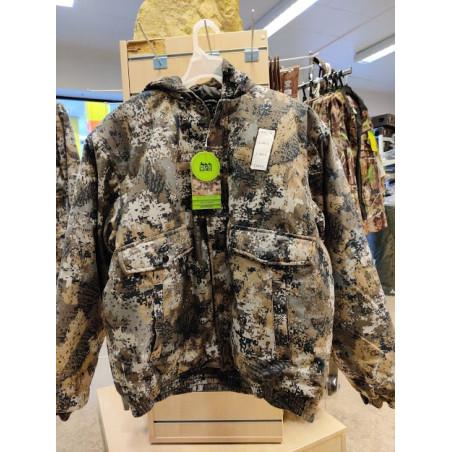 WFS jakke i digital camo