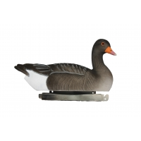 4 pc Floating Greylag fullyflocked